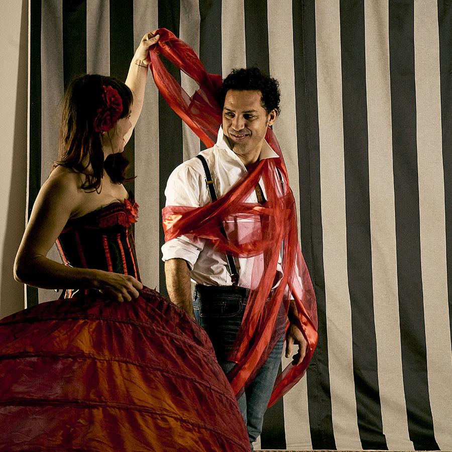 burlesque Lea Rodrigo 2